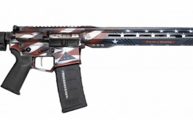 RISE Armament, Folds of Honor Partner for Wicked Cool Legacy Rifle