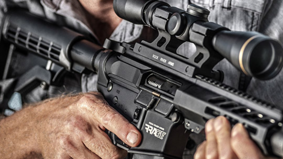Rock River Arms Opens New Distributor Programs at NASGW Show