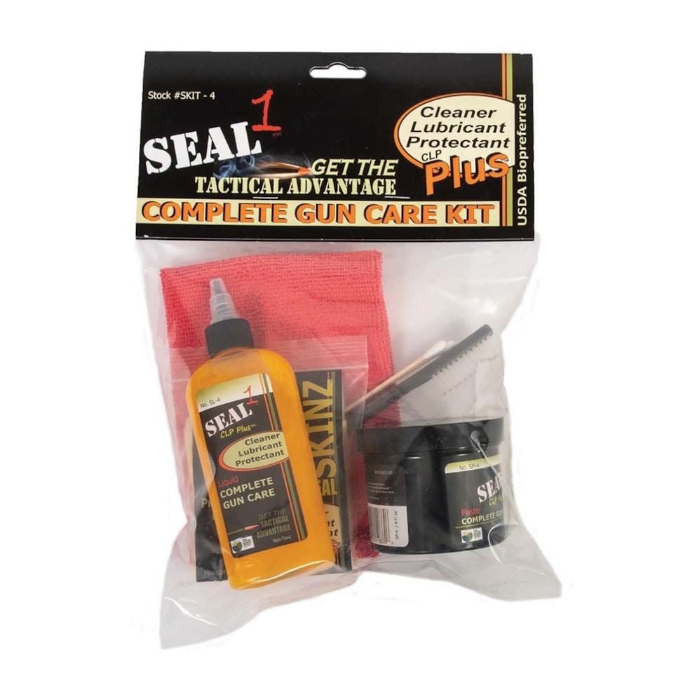 SEAL 1 | Complete Tactical Gun Care Kit