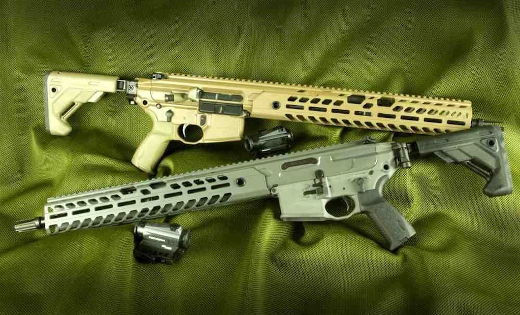 Sig Sauer MCX Virtus: A Carbine Built for Serious Work