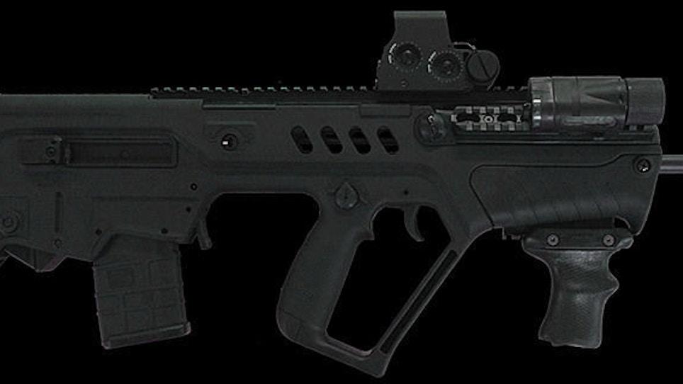 American Built Arms T*Grip for Tavor SAR