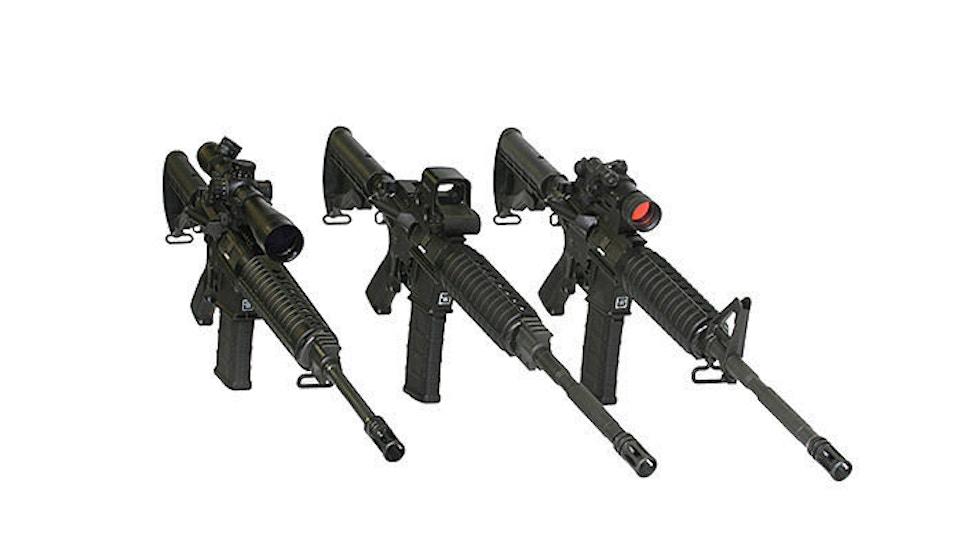 ArmaLite Defensive Sporting Rifles