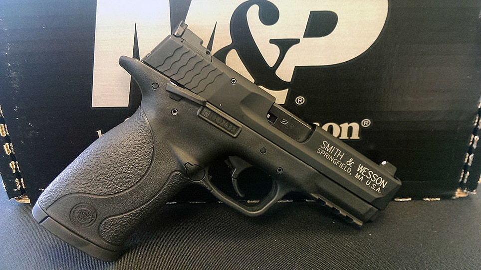 BREAKING: Smith & Wesson Releases M&P 22 Compact