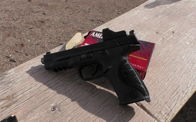 SHOT 2015: New S&W Competition Pistol