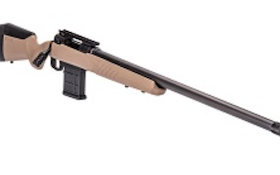 Savage Introduces New 110 Tactical Rifle Line