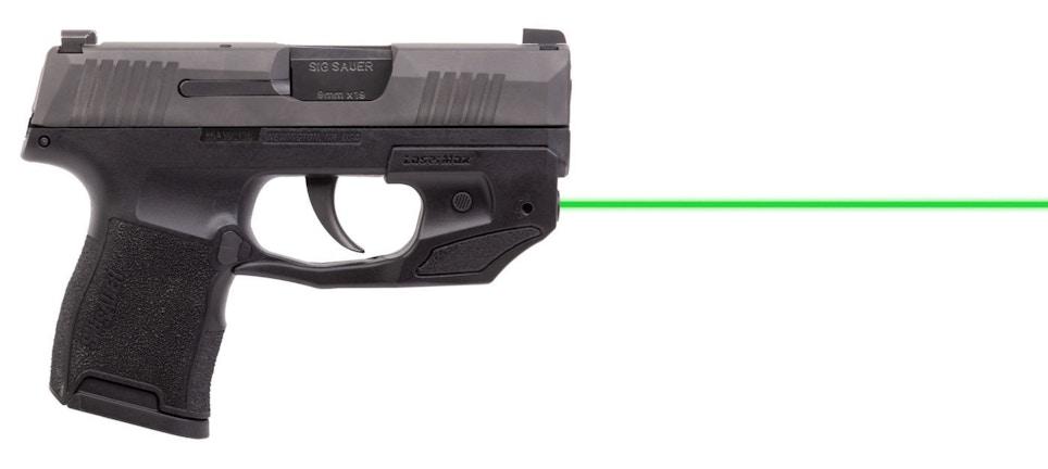 Sig Sauer GS-P365-Green LaserMax Sight