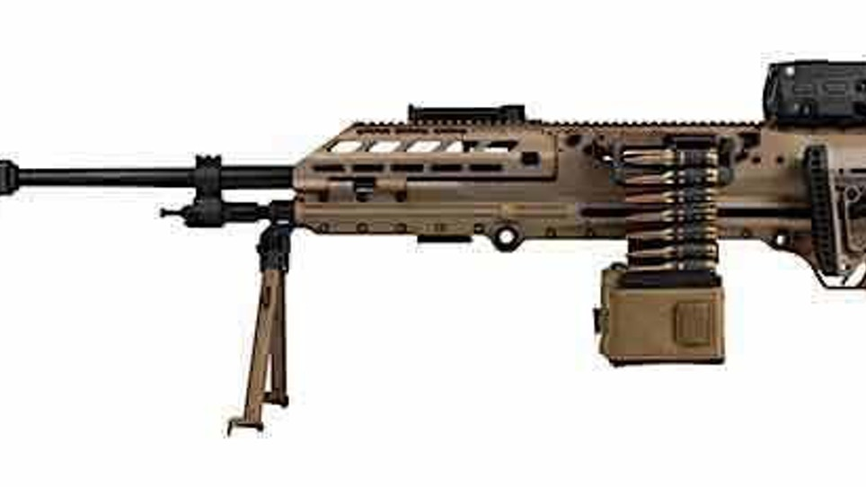 USSOCOM Completes Purchase of Sig Sauer MG 338 Machine Guns, Ammunition and Suppressors