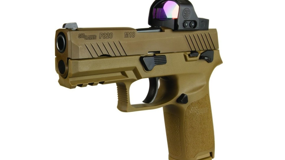 Sig Sauer P320 M18: A Duty Gun in Civilian Clothes