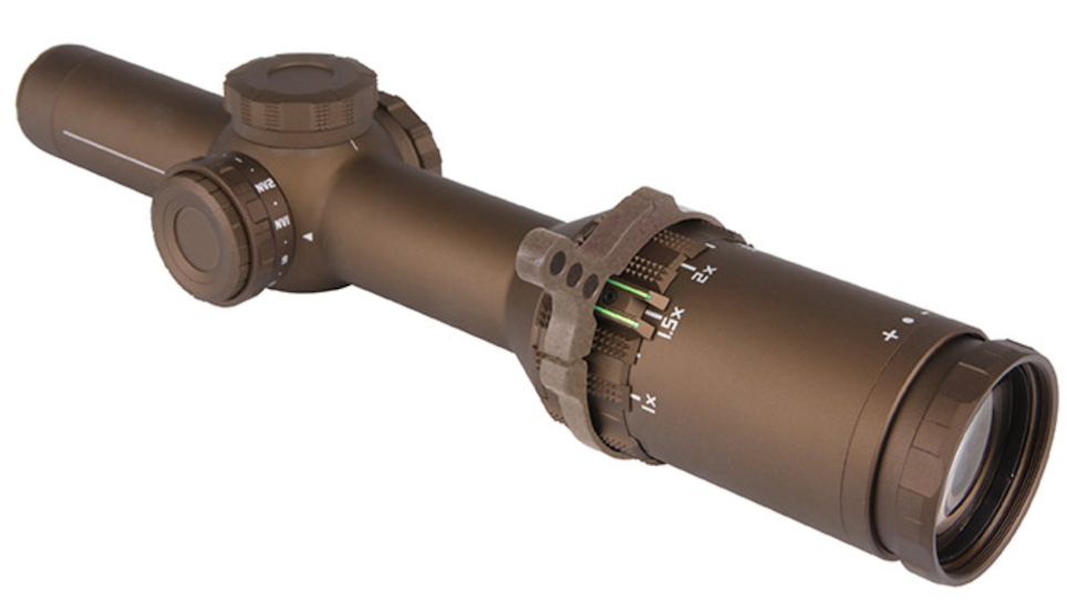SIG SAUER TANGO6 Riflescope Selected for US Army Squad Designated Marksman Rifle