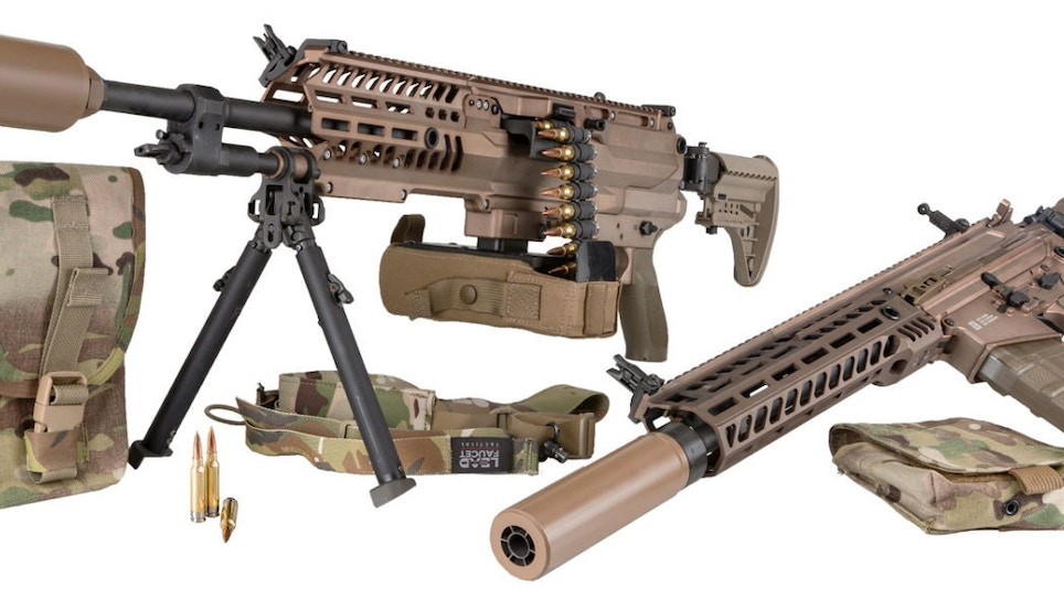Sig Sauer Selected To Provide U.S. Army Next Generation Weapons