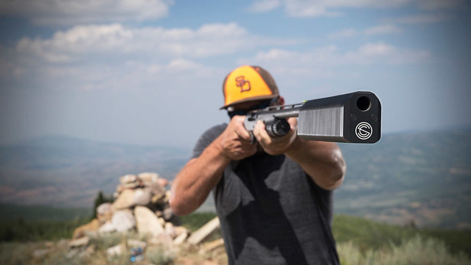 For Real! Silencerco Introduces Shotgun Suppressor