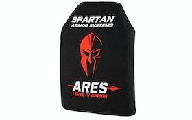 Spartan Armor Systems Ares Level IV Body Armor