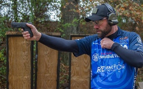 Interview: Champion Pistol Shooter Brandon Wright