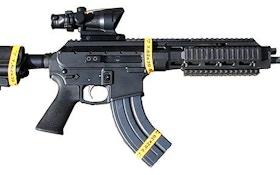 Faxon Firearms Adds 7.62x39 To ARAK-21 Platform