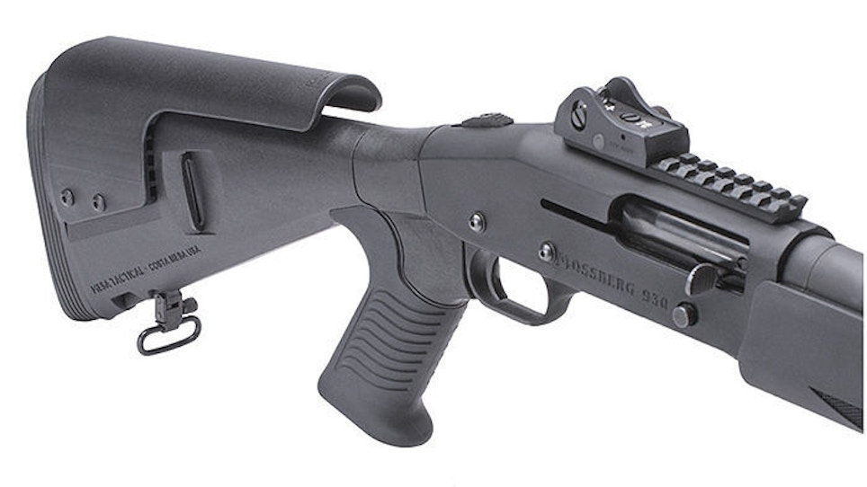 Mesa Tactical Urbino Tactical Stock For Mossberg 930