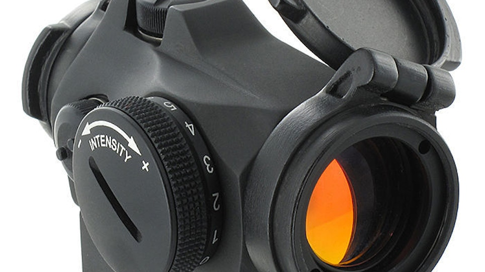 AimPoint Introduces The Micro T2