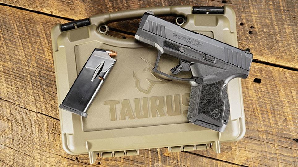Reviewed: The New Taurus GX4 9MM