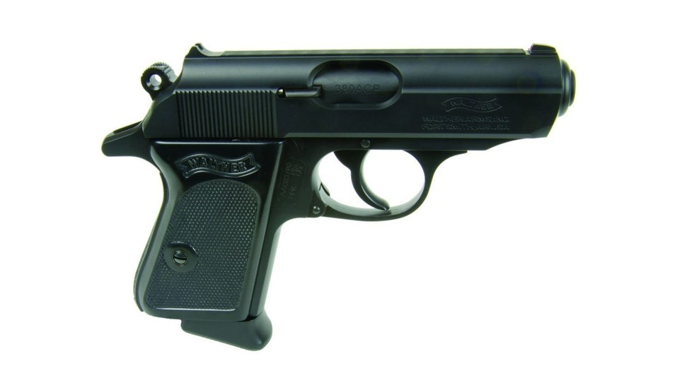 Range Report and Review: Walther PPK