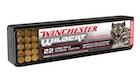 Winchester .22 LR Wildcat Super Speed Ammo