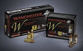 Winchester W Train & Defend Named Ammo Of The Year