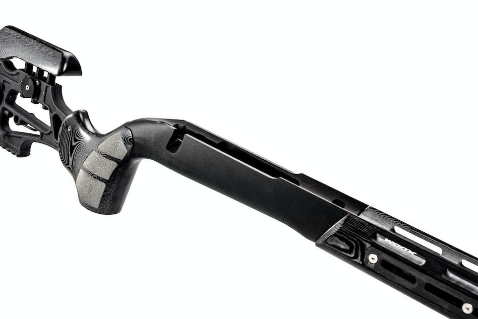 Woox Furiosa Micarta Rifle Chassis