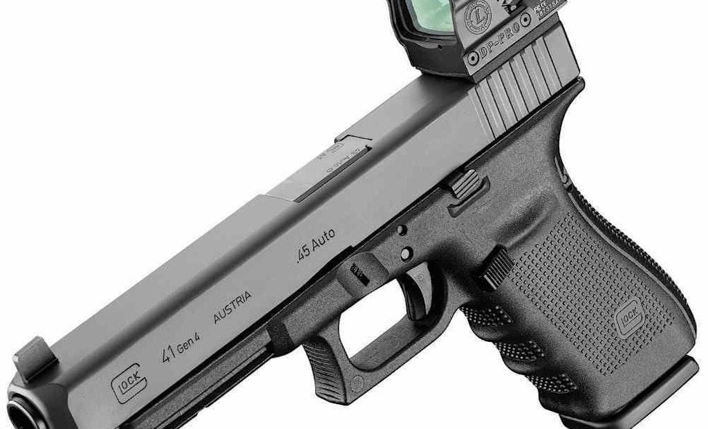 Military's Modular Handgun System Shows Future of Optics