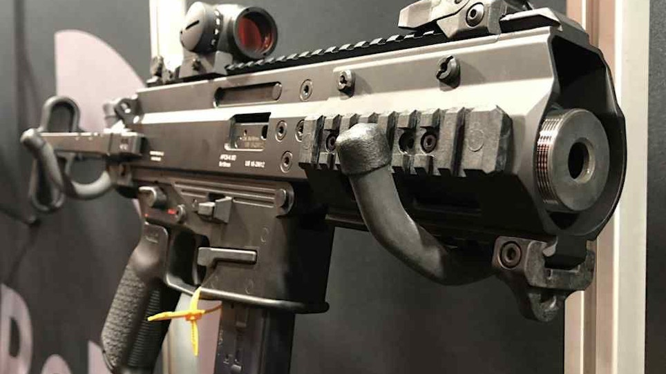 What's the Latest With Sub-Compact Weapons?