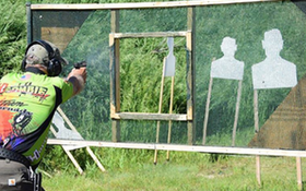 Hornady Sets Dates for 2019 Zombies in the Heartland 3-Gun Match