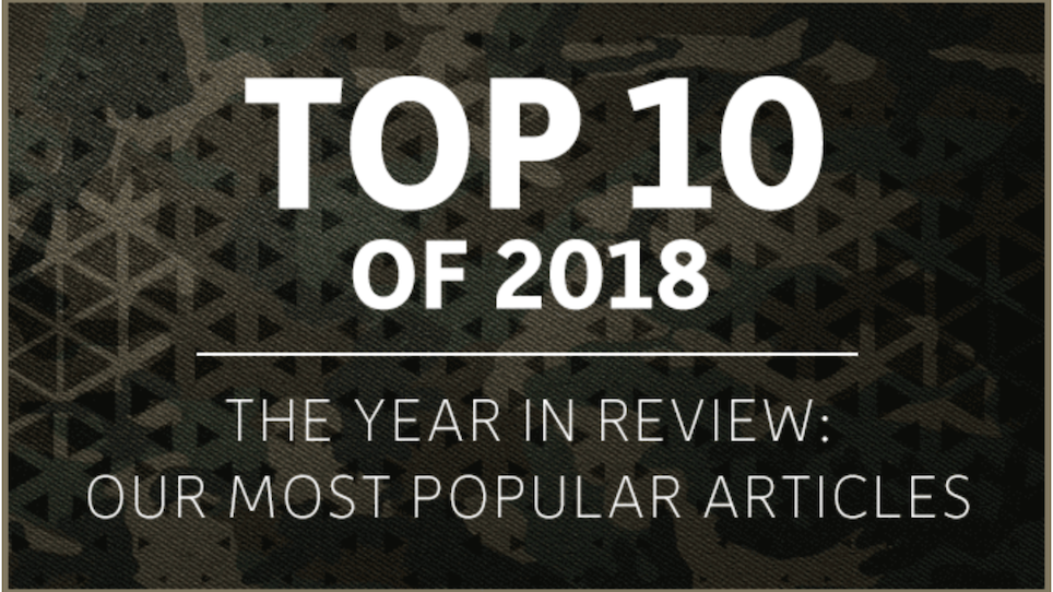 Read the Top 10 Tactical Retailer Stories for 2018