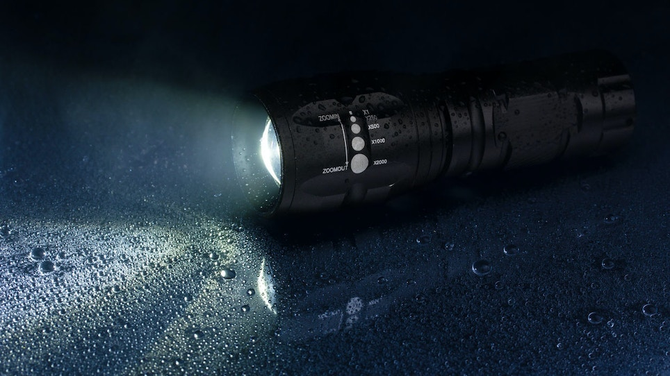 What to Do When a Customer Needs a Tactical Light