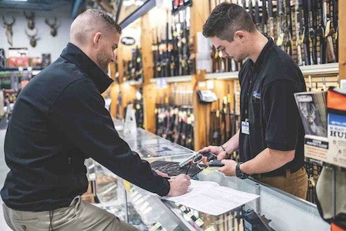 From a practical standpoint, used guns can represent great value for the customer. The average shooter will never fire enough rounds to wear out a handgun barrel, for example, so a used gun probably has plenty of life left in it before it'll need repairs.