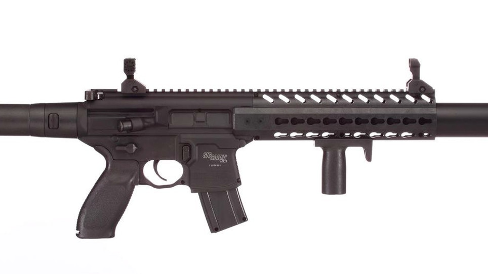 Sig Sauer Introduces MPX, P226 Airguns