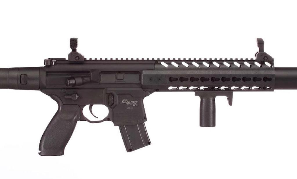 Sig Sauer Introduces MPX, P226 Airguns
