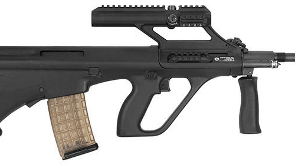 Steyr Launches AUG A3 M1 Rifle System
