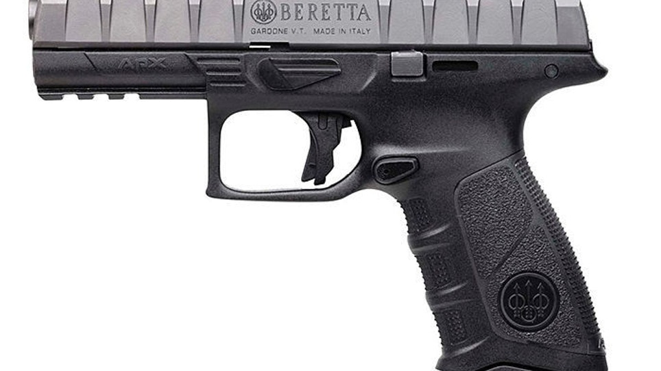 Meet The New US Military Pistol From Beretta (APX)