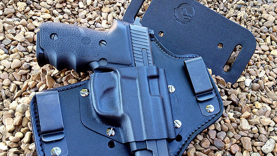 Combo Pack for Kinetic Concealment Hybrid Holsters