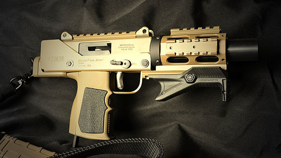 MasterPiece Arms Limited Edition MPA 9300SST
