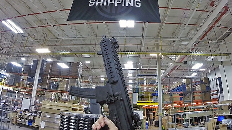 SIG Now Shipping MPX