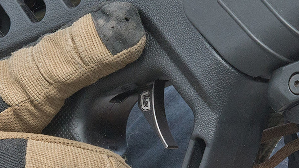 How To Upgrade The Tavor Trigger