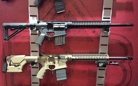 SHOT 2015: .308 ARs From Diamondback