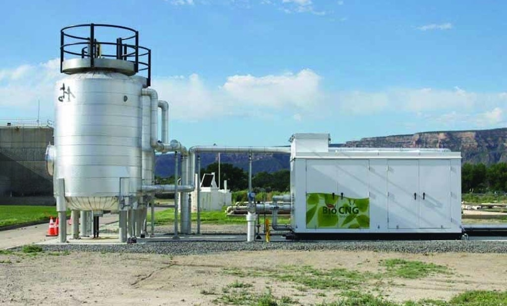 Can Your Wastewater Treatment Plant Fuel a Municipal Fleet?