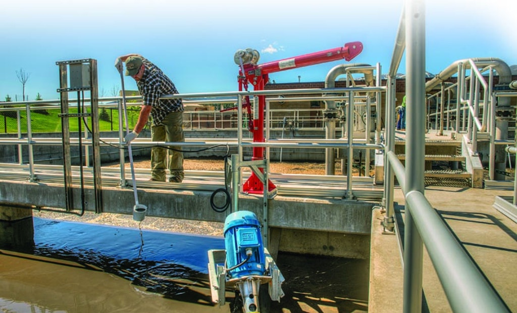 A Colorado Plant Produces Sparkling Effluent With A Process Combining Liquor With Fixed-Film Media