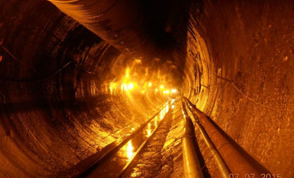 Tunneling in Paradise: Honolulu Completes Gravity Sewer Project