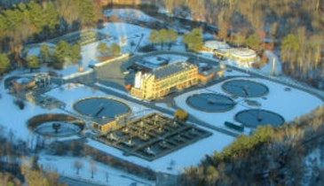 Flight Path: 5 Beautiful Wastewater Treatment Plant Aerials