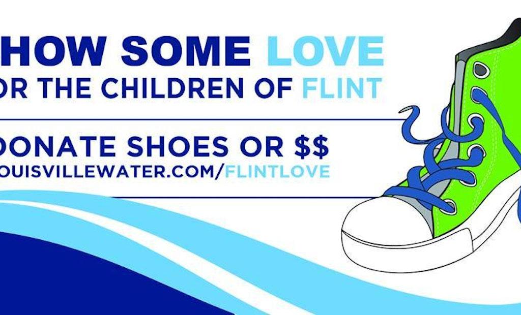 Louisville Water Leaders Launch 'Flint Love' Campaign