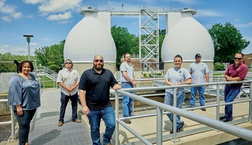 Upgrading to a Bio-P Process Required Open Communication and a Proactive, Patient Approach at Wastewater Facility