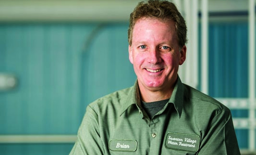 Water Operator Brian Bishop Takes No Shortcuts In Serving His Vermont Community