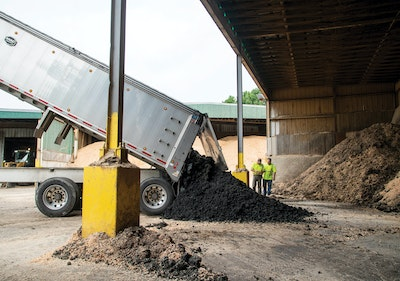 Nearly Three Dozen Communities Rely on an Award-Winning Facility to Process Their Biosolids
