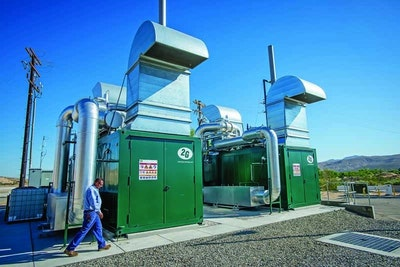 California Plant Boosts Biogas and Heads Toward Net Zero Energy
