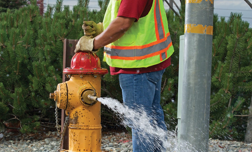 Alaskan Hydrant Ops Foreman Fights Elements for Public Safety